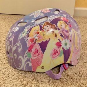 Disney Princess Bicycle Helmet Girls